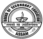 Assam HSLC Model Paper 2019 Download, AHM 10th Class