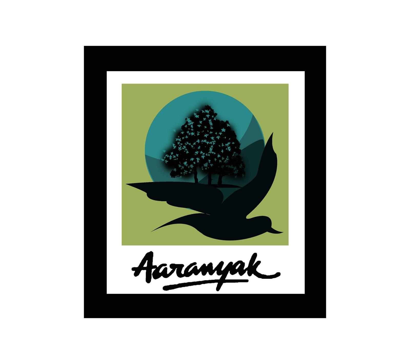 The Design Hut: Suggested Logo for Aaranyak Organization
