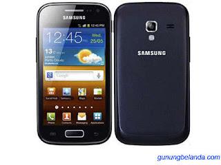 Cara Flashing Samsung Galaxy Ace 2 GT-I8160P