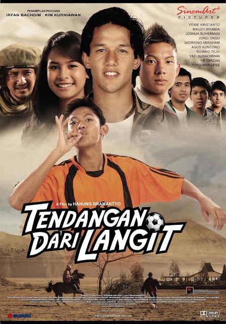 Tendangan Dari Langit (2011) DVDRip