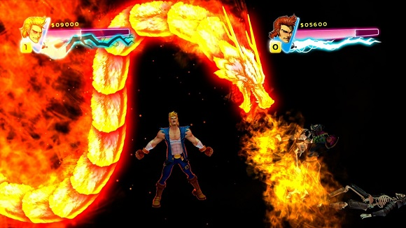 Double-Dragon-Neon-PC-Game-Screenshot-Review-www.ovagames.com-3