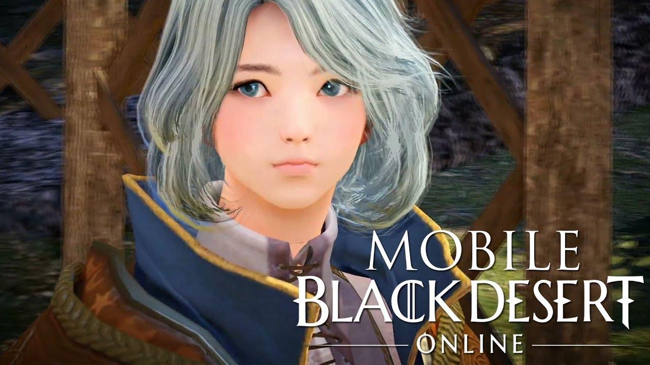 Black Desert Mobile Apk + Data OBB full Version Free Download For