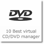 10 Best virtual CD/DVD manager