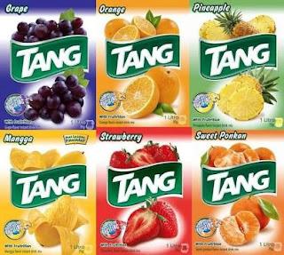Suco Tang prejudica a saúde física e mental