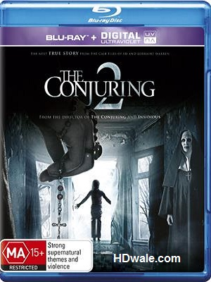 The Conjuring 2 (2016) Movie 1080p & 720p BluRay