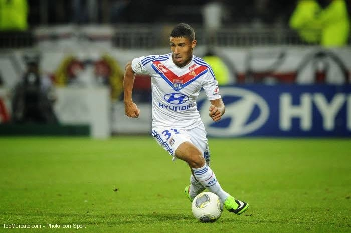 Arsenal to sign Nabil Fekir