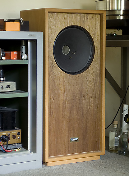Truefi My Long And Winding Way With Vintage Tannoy Speakers