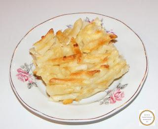 Budinca de macaroane cu branza retete culinare,