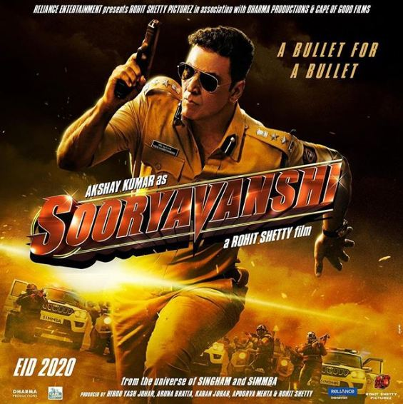 Akshay Kumar | new film suryavanshi ki photo