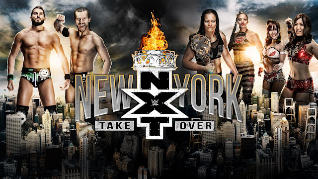 NXT Takeover, New York