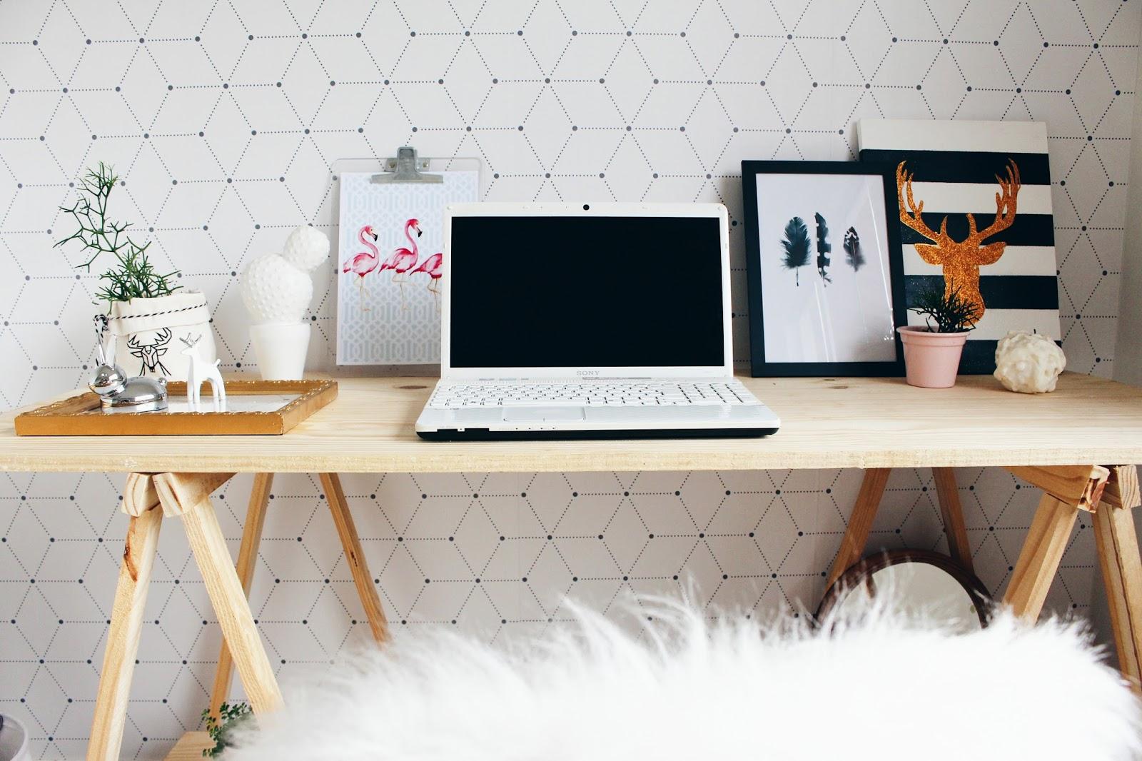 Home Office - DIY - Morando com Amor