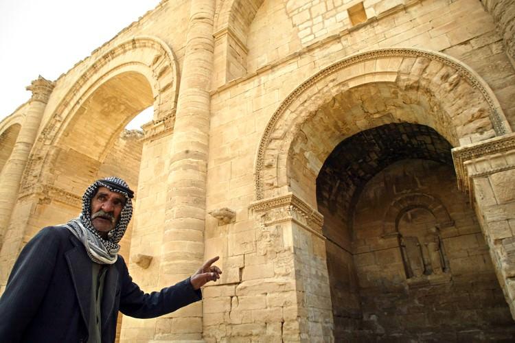 Phát hiện cung điện của Vua Át sua trong Cựu Ước