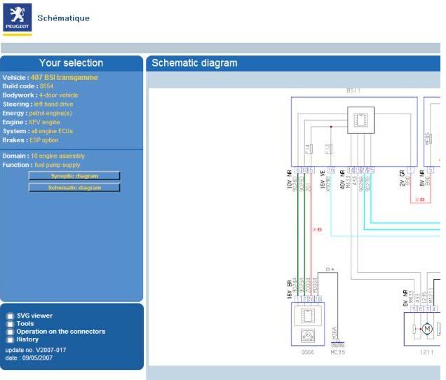 Cool Peugeot 407 Radio Wiring Diagram Ideas Best Image Schematics