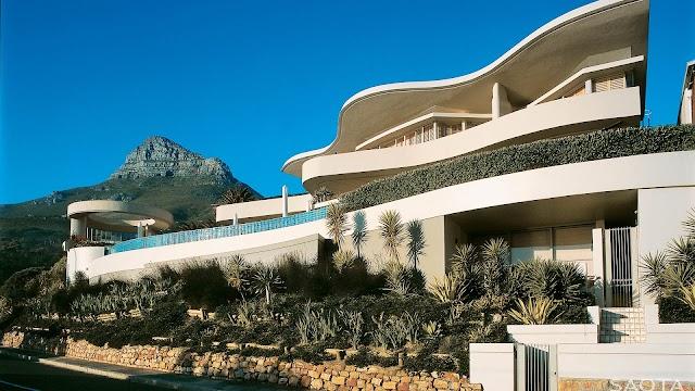Tamkar Cape Town, South Africa By Saota