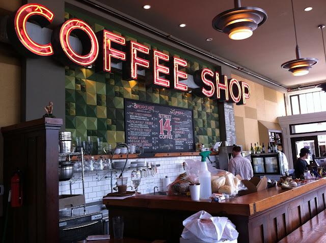 Usaha Coffee Shop