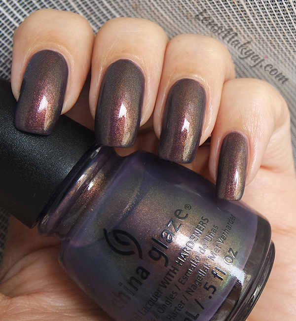 China Glaze Choo-Choo Choose