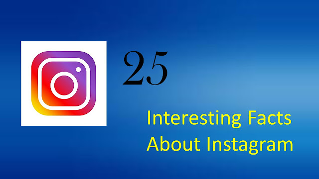 Top 25 Instagram Facts In Hindi