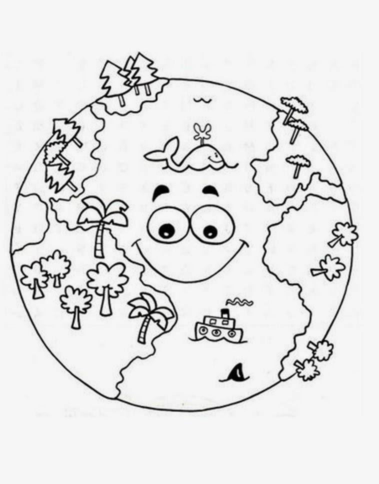 Maestra de Primaria: El planeta Tierra. El planeta azul