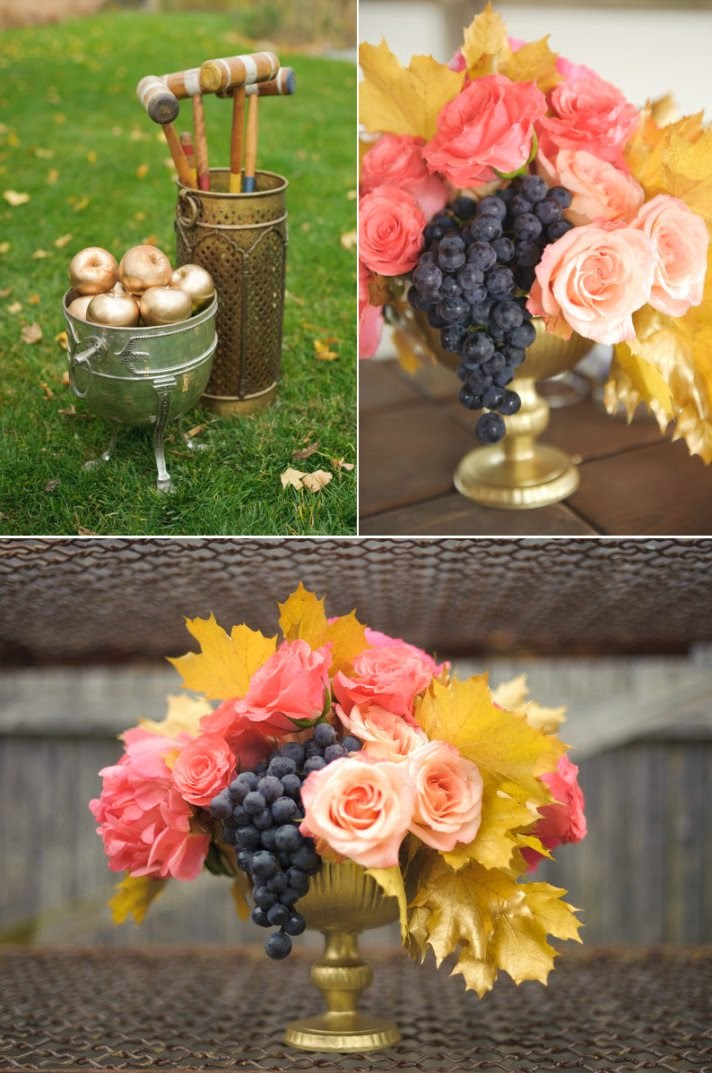 Decorating For Your Wedding With Fruit