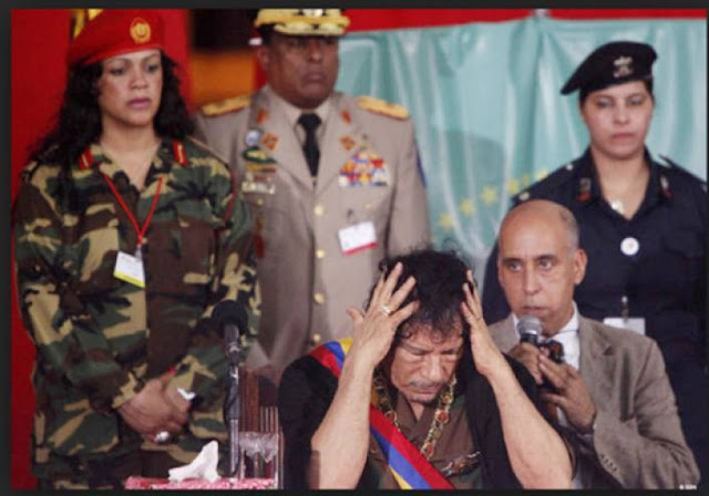لن تتخيل ماذا وجدوا في قصر القذافي..أشياء لا يصدقها عقل! السر وراء حكم القذافي لمدة طويلة