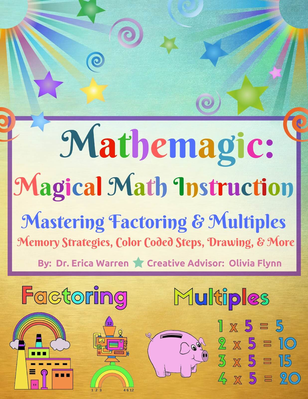 Factoring And Multiples Fun And Memorable Lessons And Activities