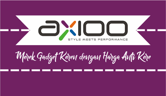Axioo dari negara mana