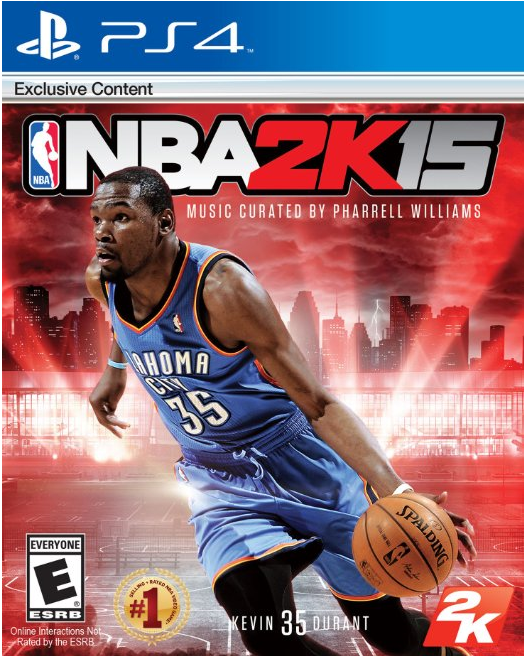 A Dime At a Time: NBA 2K15- PS4 & XboxOne ONLY $29.99