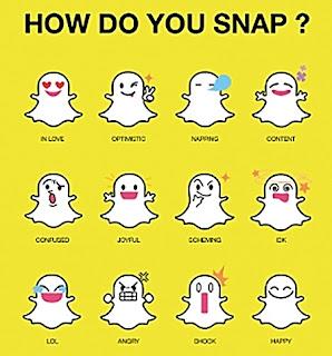 Snapchat : Voici la liste des candidats de téléréalité
