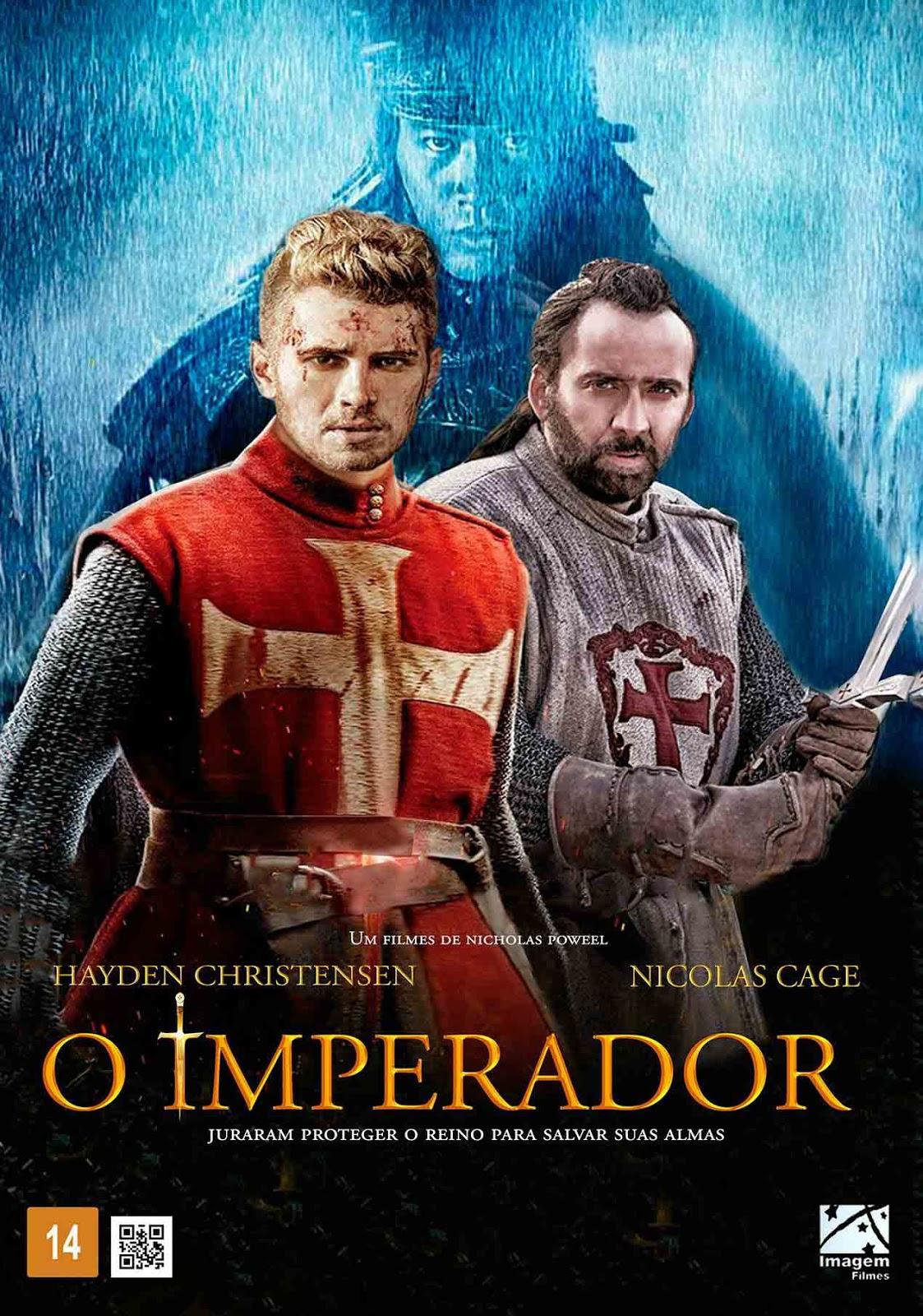 O Imperador Torrent – Blu-ray Rip 1080p Dual Áudio (2015)