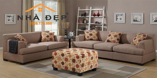 bọc nệm sofa vải