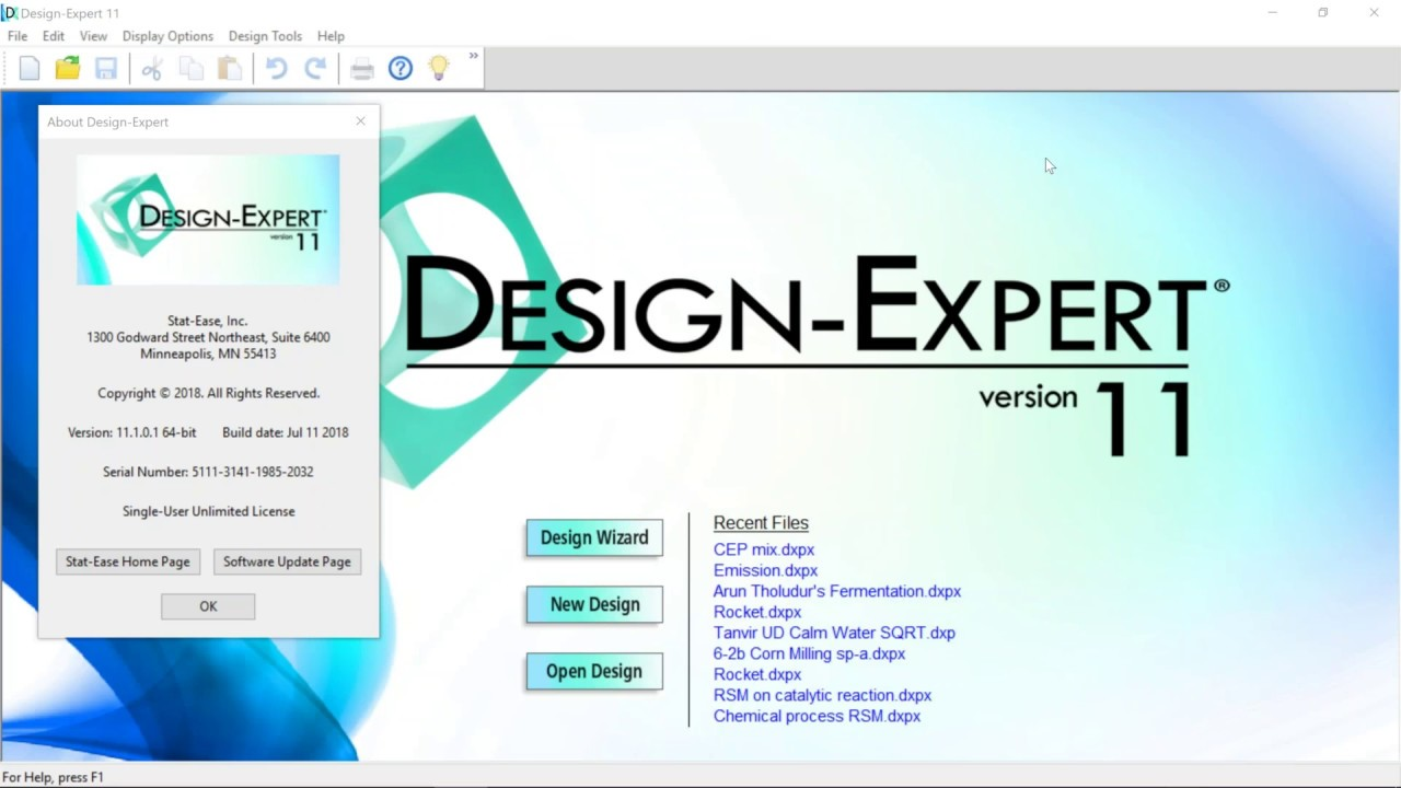 design expert software 8.0 7.1 free download