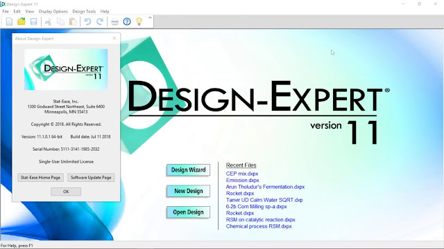 Design Expert 11 Crack Version Free Download
