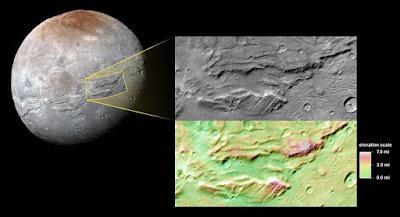 Plutão: Nasa sugere que Lua Charon já teve oceanos