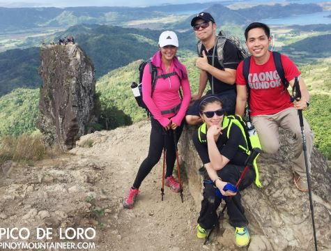 Throwback: When Angel Locsin Did A Lot Of Hikes And Dives In Just A Month!