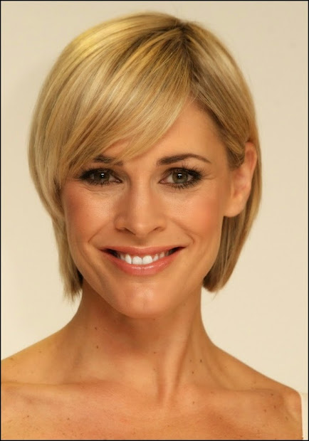 short hairstyles oval faces