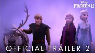'Frozen 2' Elsa e Anna voltaram! Assista ao  segundo trailer.