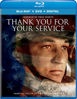 Thank You for Your Service 2017 Eng BRRip 480p 300Mb ESub x264