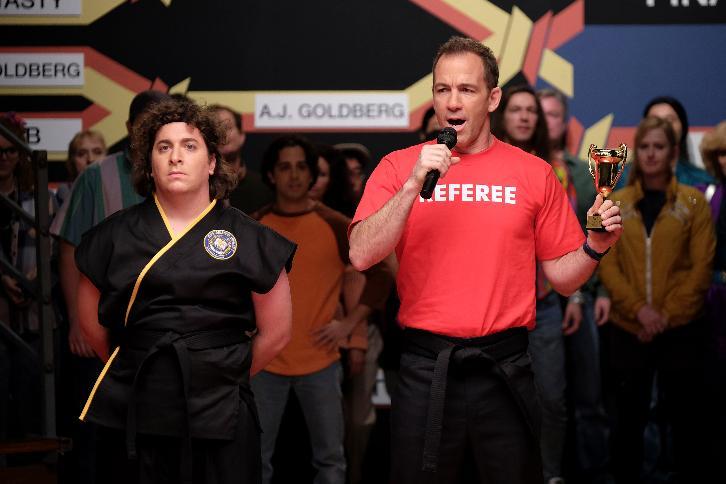 The Goldbergs - Episode 4.16 - The Kara-te Kid - Promo, Promotional Photos & Press Release