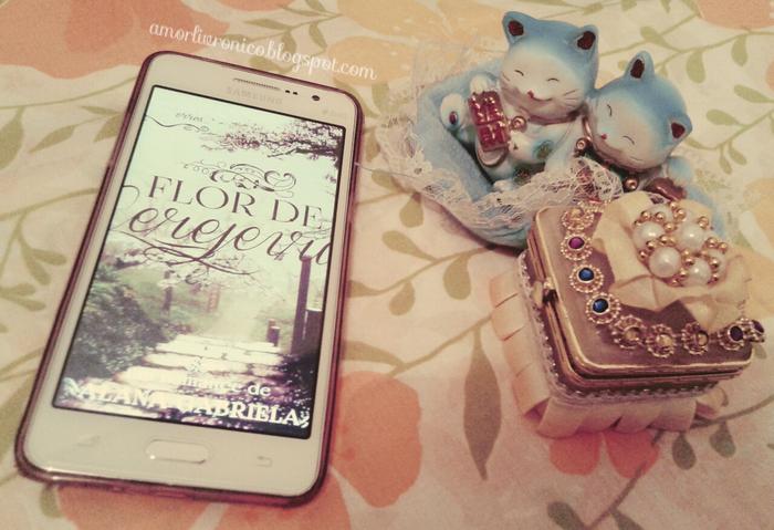 livro Flor de Cerejeira, alana gabriela