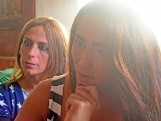 Natasha e Caroline