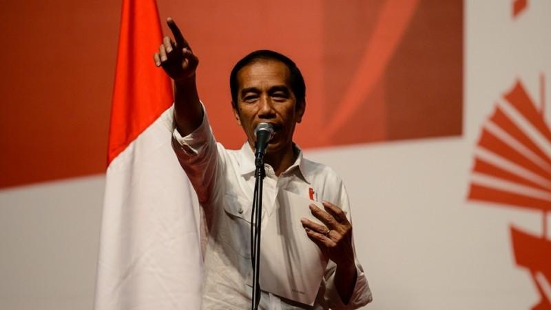 Jokowi mengancam elit politik yang memfitnahnya