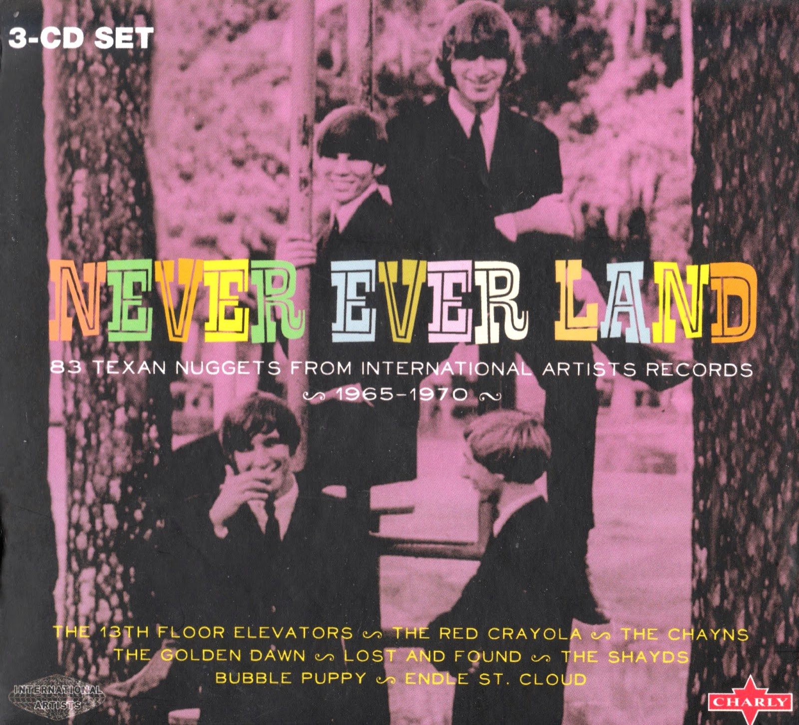 Nuggets Box Set: Solidboy Music Blog: Never Ever Land