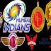 Top 6 Teams Playoff Scenario of IPL 2016