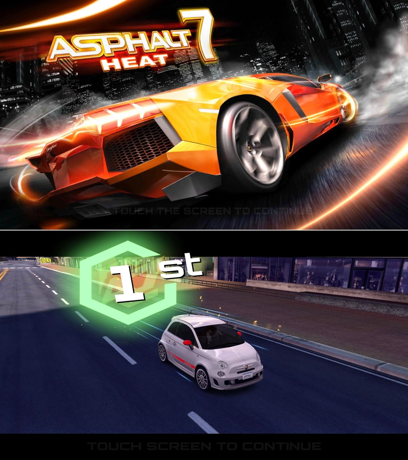 Kata Digital M1 Review, Colossal Inside and Out Asphalt 7