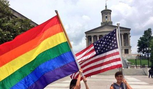 Misericordia de Dios por matrimonio gay en EE.UU.