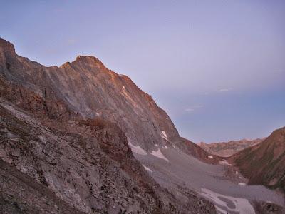 North Face of Capitol Peak