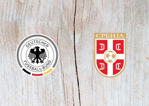 Germany vs Serbia Full Match & Highlights 20 March 2019