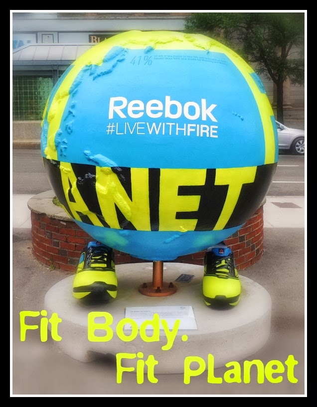 The Cool Globes en Boston: Common I: Fit Body. Fit Planet
