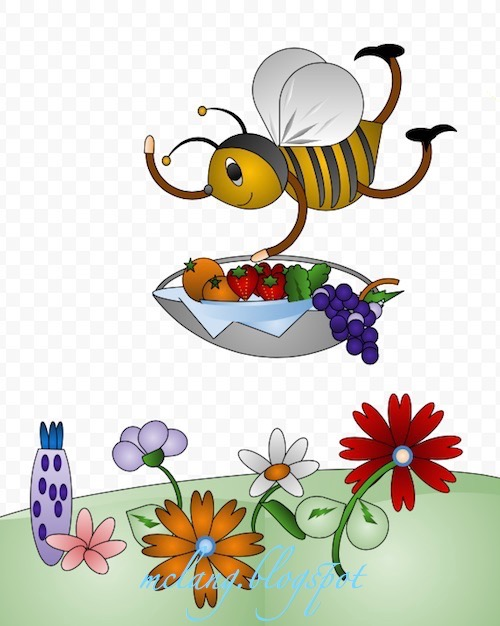 Plant more flowers for the Bees