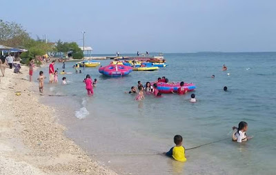 Liburan Ke Pantai Tanjung Pasir Tangerang